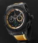 King Power Usain Bolt de Hublot.