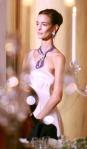 Modelos que lucieron las fabulosas joyas de la firma durante el cóctel de reapertura de la tienda.