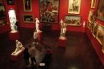 El museo de Bellas artes de Orléans exhibe obras renacentistas, del siglo XIX y más.