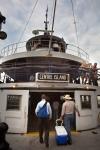 Aquellos que buscan aventura pueden tomar botes a las islas cercanas.