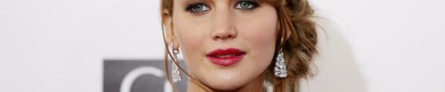 Jennifer Lawrence fue galardonada en los Globos de Oro y en el premio del Sindicato de Actores por su actuación en el filme En el lado bueno de las cosas.