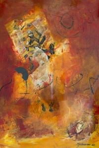 La artista ha presentado su obra en exposiciones dentro y fuera del país.