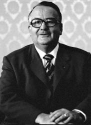 Gérald Piaget, co-fundador de la marca.