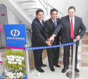 Banco de Guayaquil inauguró la Agencia Buena Fe Banco de Guayaquil realizó la bendición e inauguración de la agencia Buena Fe en la ciudad de Buena Fe. La oficina se encuentra ubicada en la calle 7 de Agosto y Toribio Alcívar, esquina. Mz G, solar 11.