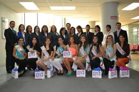 Candidatas a Reina de Ambato realizaron visita al Banco de Guayaquil Las hermosas candidatas al Reinado de Ambato recorrieron las modernas oficinas del Banco de Guayaquil en la ciudad de Ambato y conocieron el trabajo dinámico que se realiza en la institución.