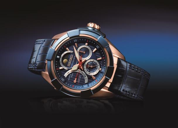 Velatura, una colección de relojes náuticos.