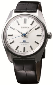 Grand Seiko, reloj insignia de la firma.