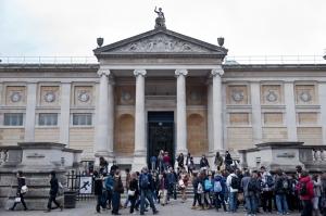 El renovado museo Ashmolean.