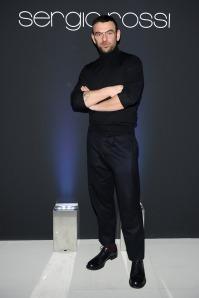 Francesco Russo, director creativo de Sergio Rossi.