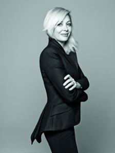 Nadja Swarivski, heredera del negocio de cristales.