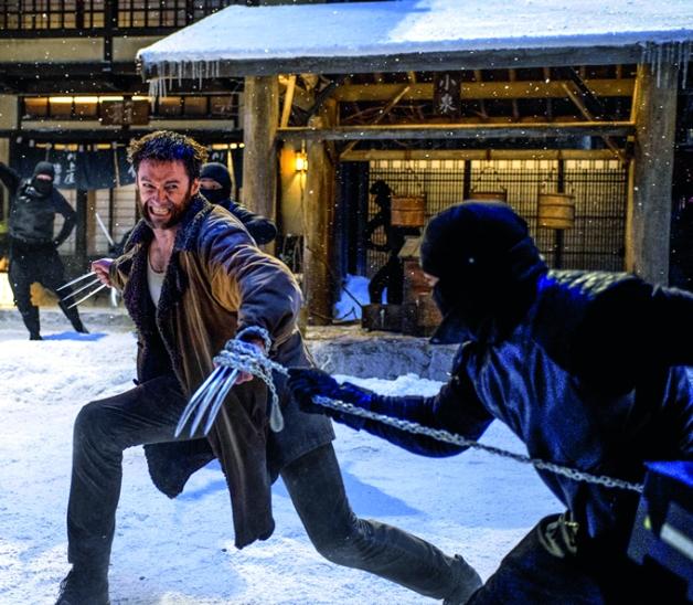 Jackman asegura haber tenido que ejercitar para esta película más que para ninguna otra.