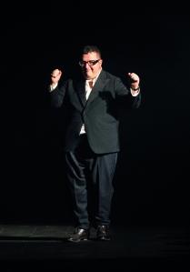 Alber Elbaz, director creativo de Lanvin.