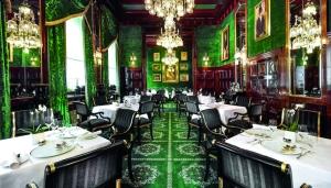 El restaurante Anna Sacher.