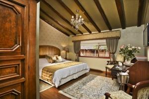 Detalles refinados hacen de las habitaciones, lugares perfectos para relajarse.