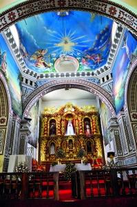 Santuario de la Virgen de los Dolores en Machachi.