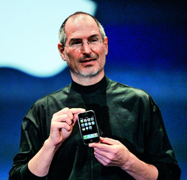 La empatía con los usuarios fue uno de los valores corporatrivos de Steve Jobs.