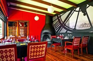 Una propuesta exquisita y de impecable presentación es la del restaurante Chez Jérôme, un lugar único, ideal para paladares exigentes.