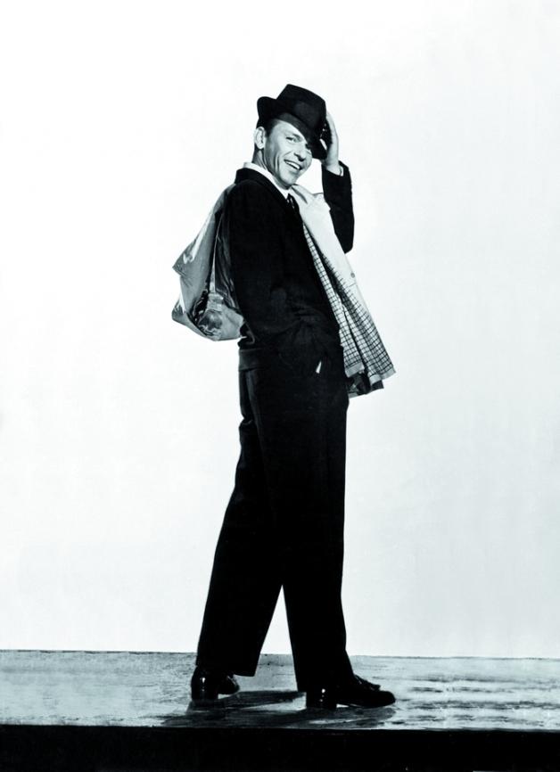 Cantante, actor, productor y director, Frank Sinatra se destacó en muchas facetas del medio artístico.