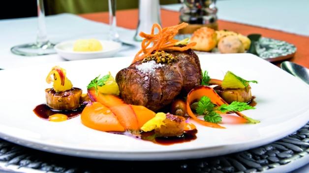 Steak Mansión Alcázar.