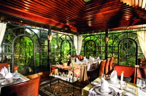 Luz cálida, detalles en madera y ventanales que permiten un contacto cercano con la naturaleza.