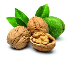 Las nueces son frutos secos ricos en Omega 3.